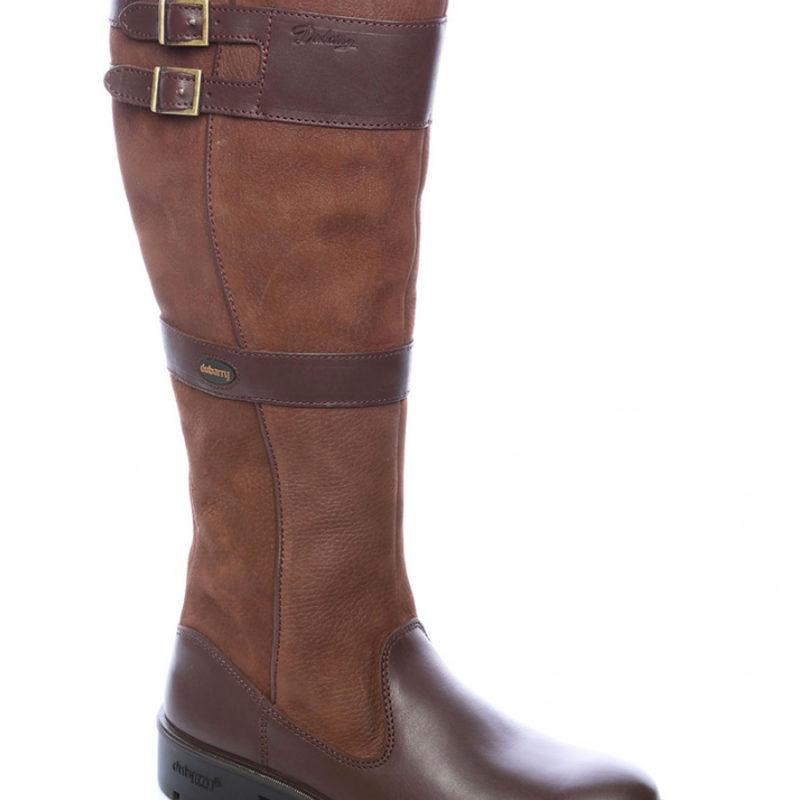 6192dcab5a9 Dubarry - Longford Boots - Walnut